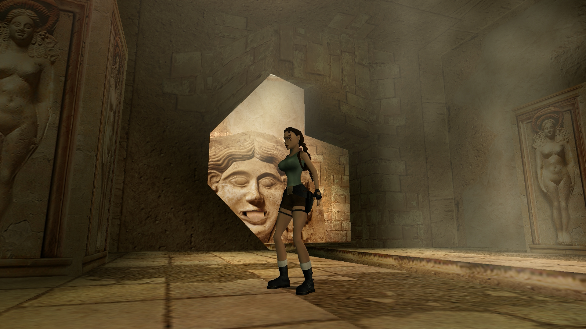 Tomb Raider 4 - Temple of Poseidon Remastered