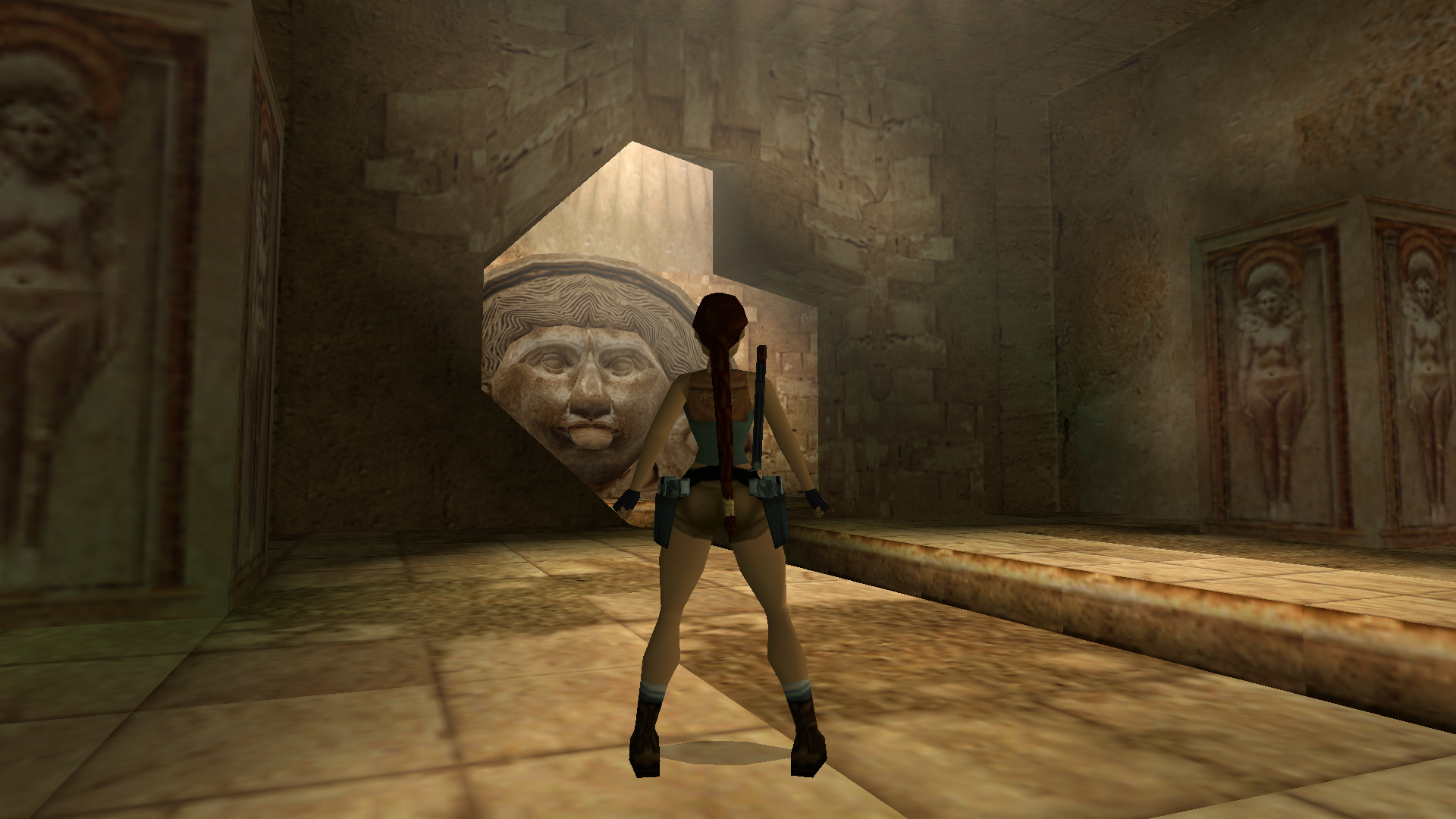 Tomb Raider 4 - Temple of Poseidon original