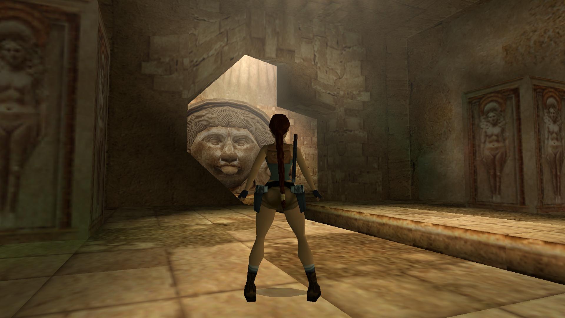 Tomb Raider 4 - Temple of Poseidon original