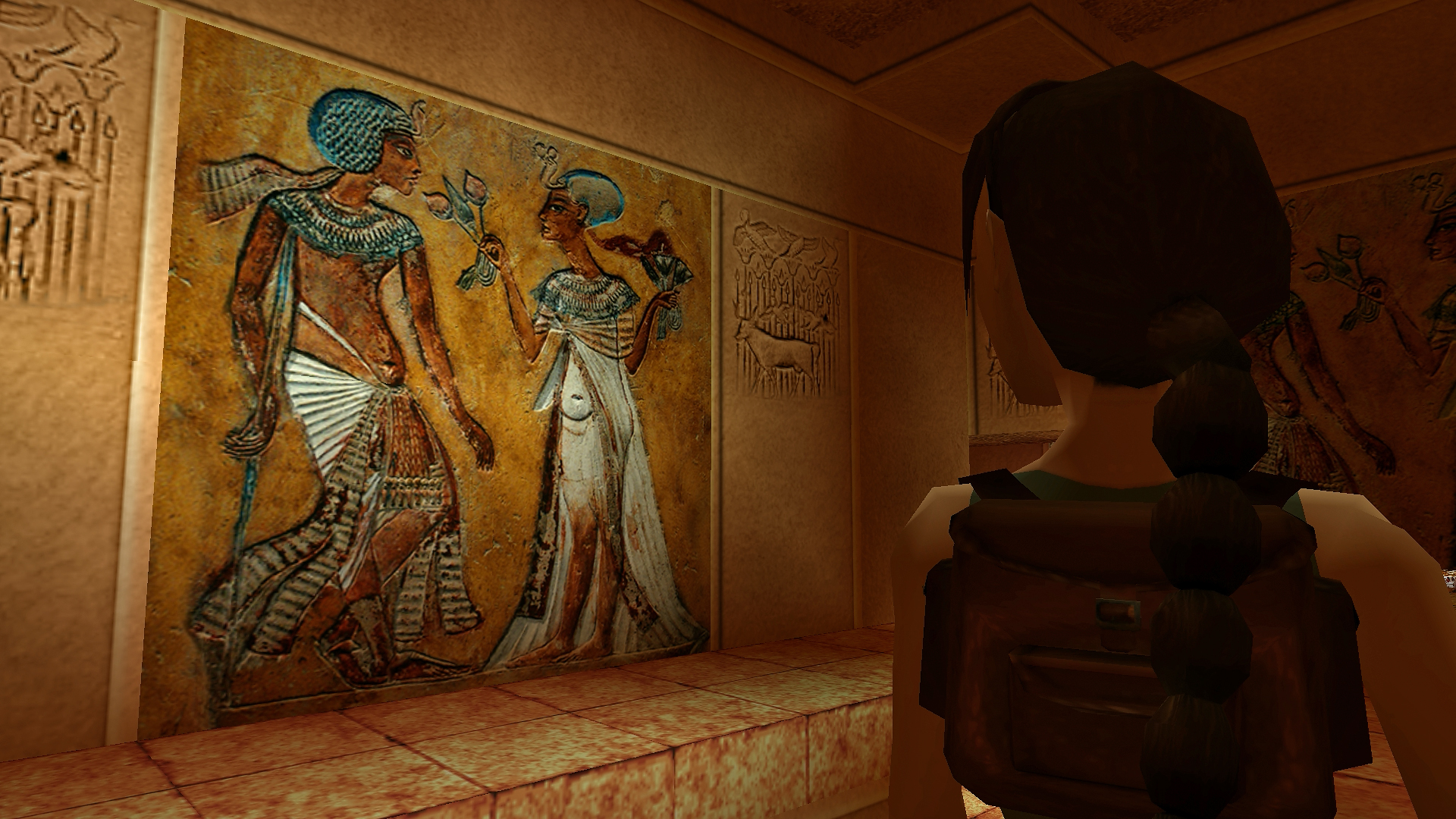 Tomb Raider 4 - Cleopatras Palaces Remastered