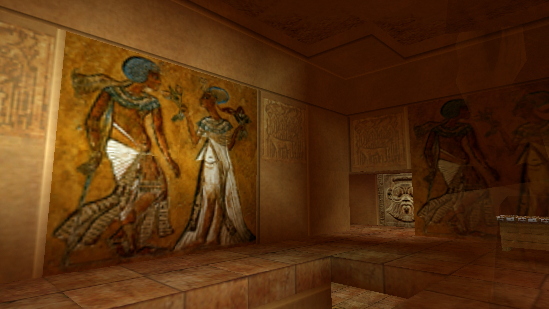 Tomb Raider 4 - Cleopatras Palaces Original