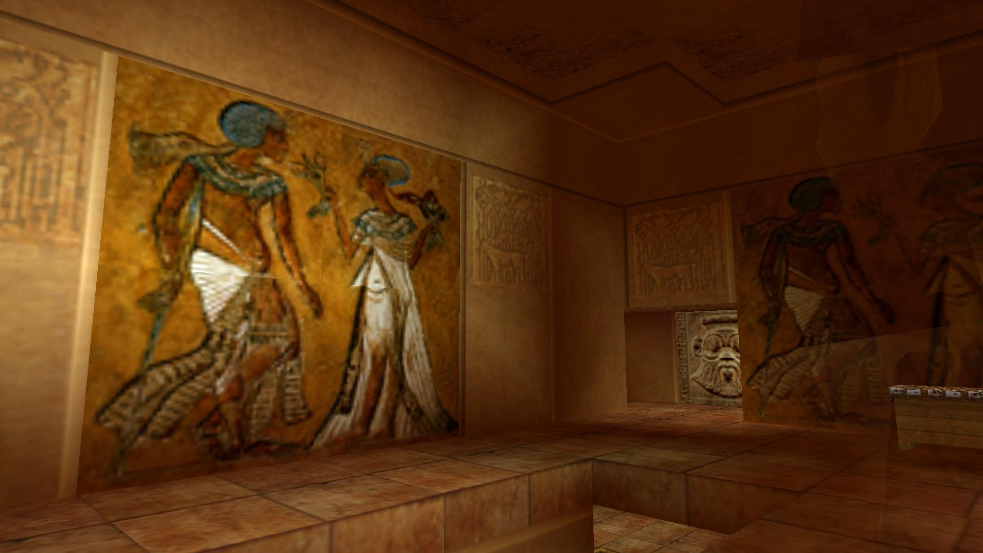 Tomb Raider 4 - Cleopatras Palaces Original