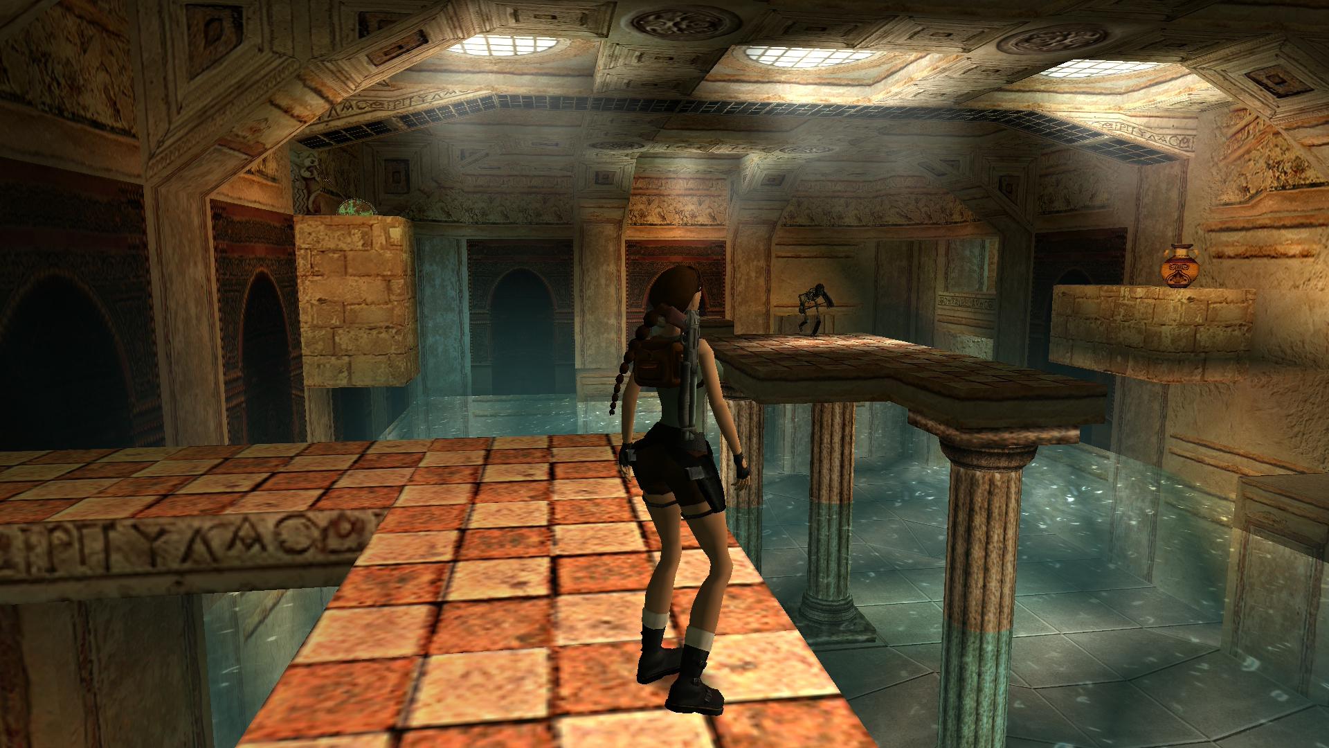 Tomb Raider 4 - Catacombs Remastered