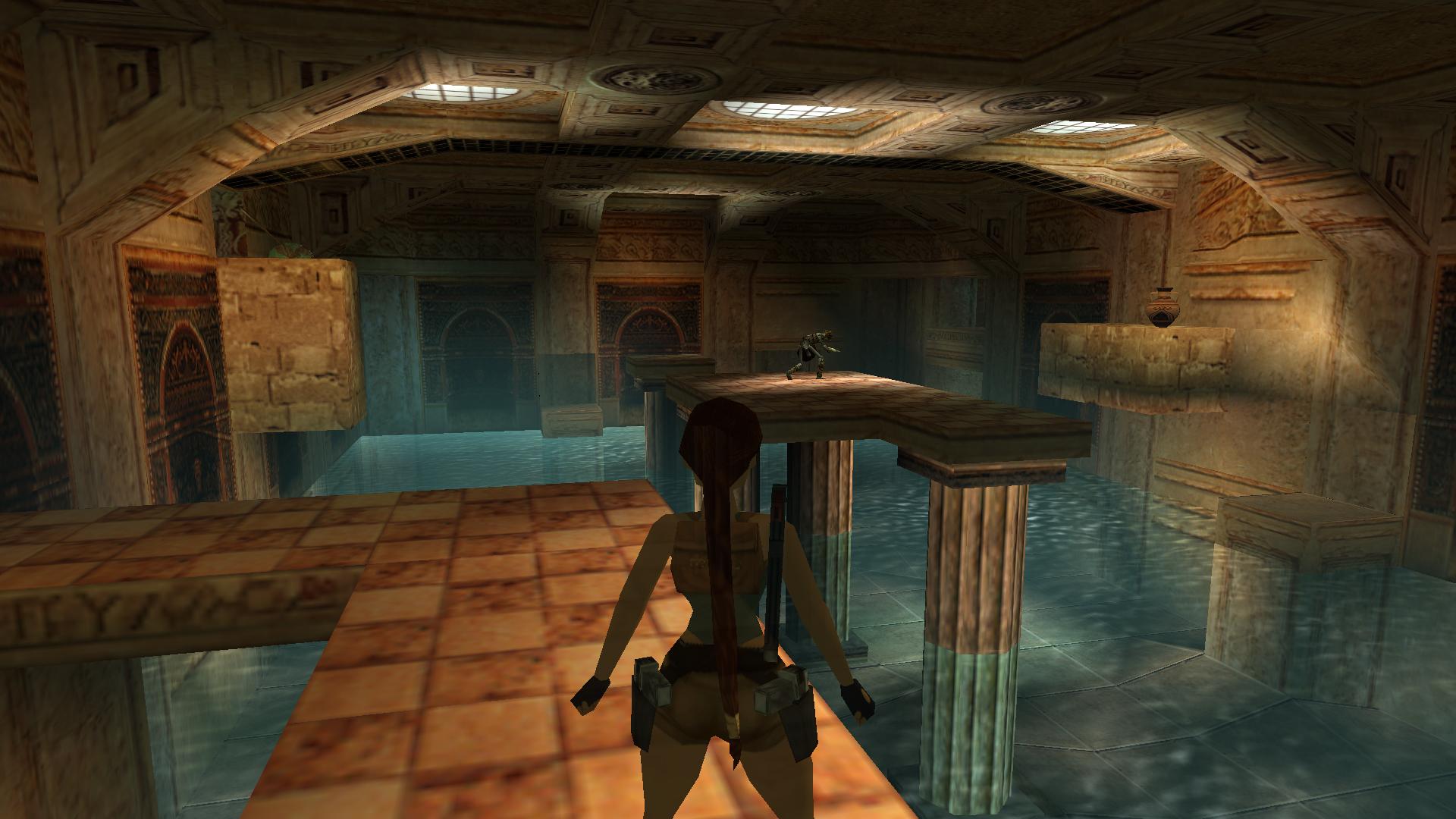 Tomb Raider 4 - Catacombs Original