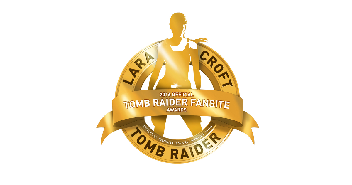 Tomb Raider Fansite Awards 2016