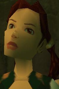 Lara CroftMladá lara Croft